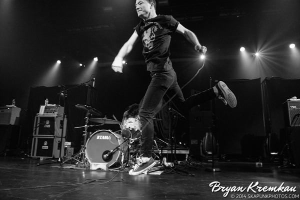 Rise Against, Touche Amore, Radkey @ Best Buy Theater, NYC (25)