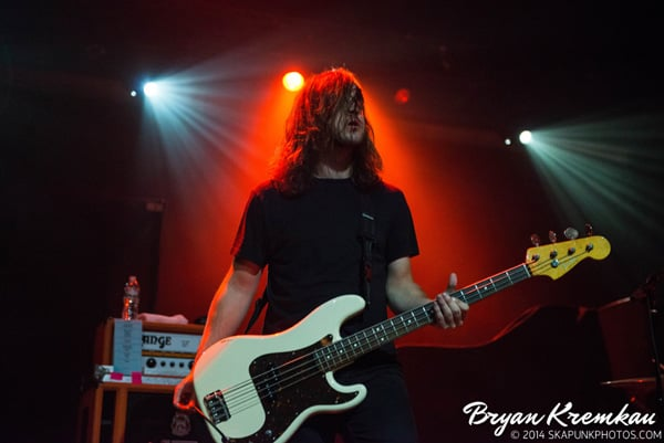 Rise Against, Touche Amore, Radkey @ Best Buy Theater, NYC (19)