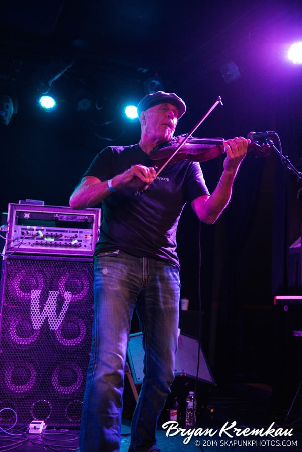 Young Dubliners / Danny Burns Band @ Knitting Factory, Brooklyn, NY - September 10th 2014 (26)