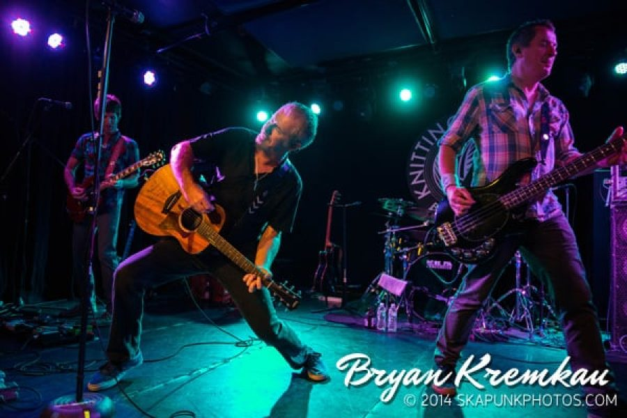 Young Dubliners / Danny Burns Band @ Knitting Factory, Brooklyn, NY - September 10th 2014 (22)