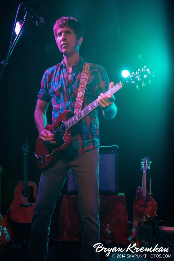 Young Dubliners / Danny Burns Band @ Knitting Factory, Brooklyn, NY - September 10th 2014 (20)