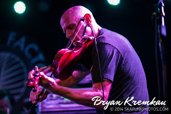 Young Dubliners / Danny Burns Band @ Knitting Factory, Brooklyn, NY - September 10th 2014 (14)