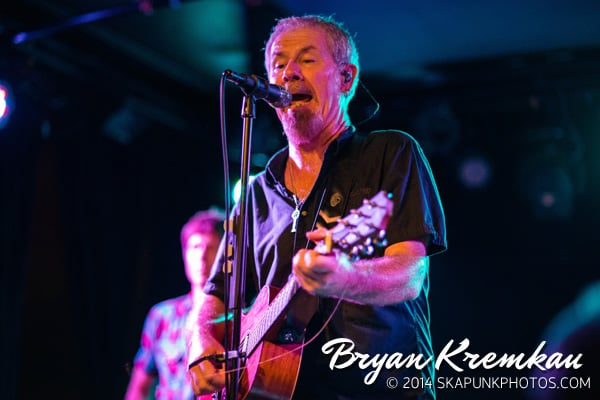 Young Dubliners / Danny Burns Band @ Knitting Factory, Brooklyn, NY - September 10th 2014 (13)