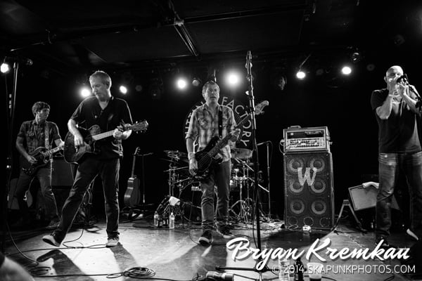 Young Dubliners / Danny Burns Band @ Knitting Factory, Brooklyn, NY - September 10th 2014 (10)