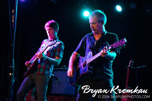 Young Dubliners / Danny Burns Band @ Knitting Factory, Brooklyn, NY - September 10th 2014 (9)