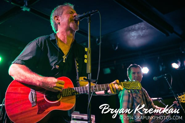 Young Dubliners / Danny Burns Band @ Knitting Factory, Brooklyn, NY - September 10th 2014 (6)