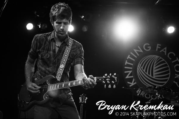 Young Dubliners / Danny Burns Band @ Knitting Factory, Brooklyn, NY - September 10th 2014 (5)