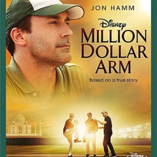 Million Dollar Arm Blu-Ray Review