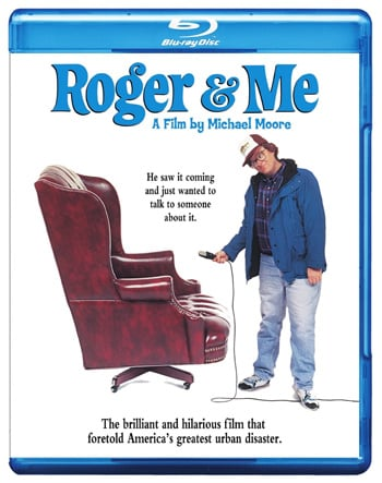 Roger & Me Blu-Ray Review