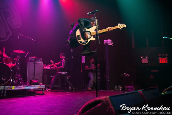 MxPx, Zebrahead, Allister, Survay Says @ Gramercy Theatre, NYC (5)