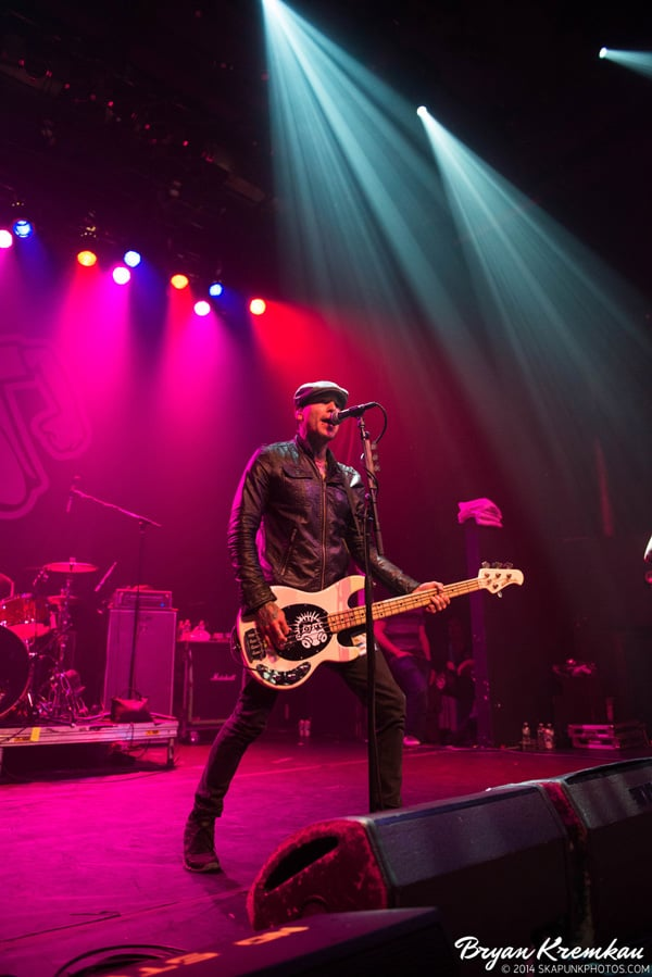 MxPx, Zebrahead, Allister, Survay Says @ Gramercy Theatre, NYC (4)