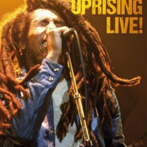 Bob Marley Uprising Live DVD