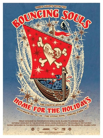 Bouncing Souls - Home for the Holidays 8