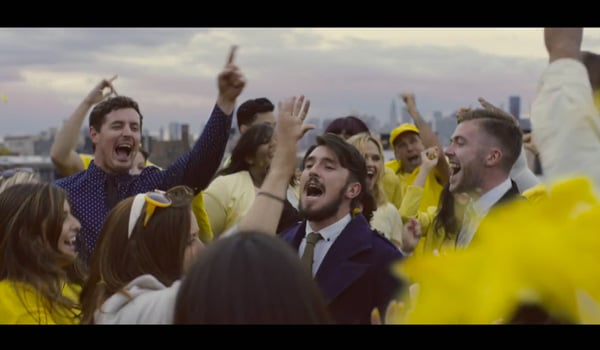 The Riptide Movement You And I music video