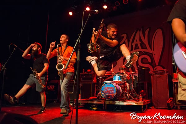 MxPx, Zebrahead, Allister, Survay Says @ Gramercy Theatre, NYC (39)