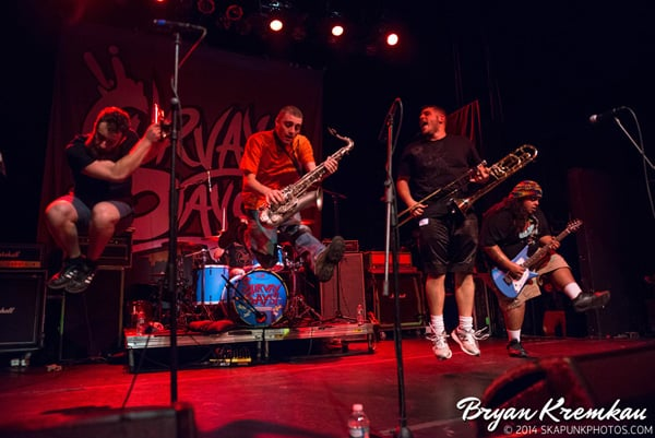 MxPx, Zebrahead, Allister, Survay Says @ Gramercy Theatre, NYC (36)