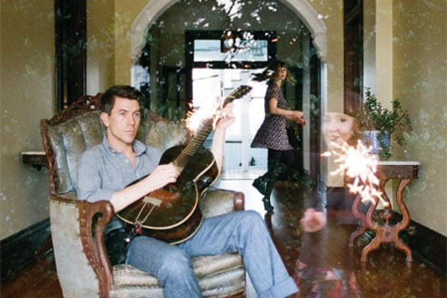 Luke Winslow King Everlasting Arms album review
