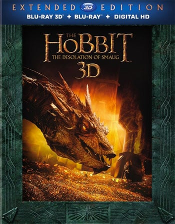 The Hobbit: The Desolation of Smaug Extended Edition Blu-Ray Review