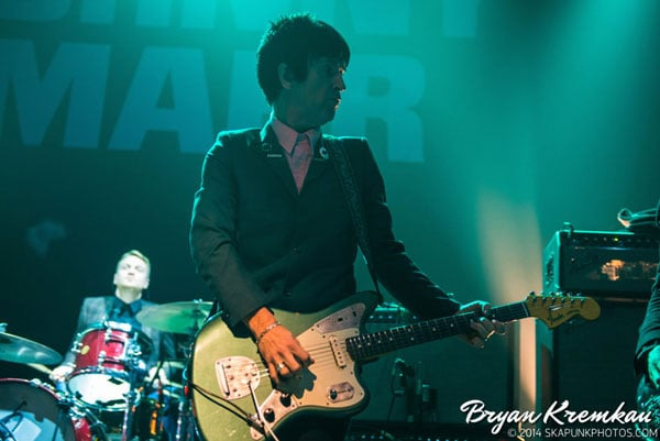 Johnny Marr / Meredith Sheldon @ Gramercy Theatre, NYC - November 12th 2014 (25)