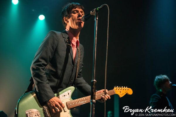 Johnny Marr / Meredith Sheldon @ Gramercy Theatre, NYC - November 12th 2014 (15)