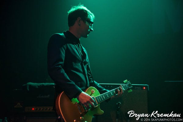 Johnny Marr / Meredith Sheldon @ Gramercy Theatre, NYC - November 12th 2014 (14)
