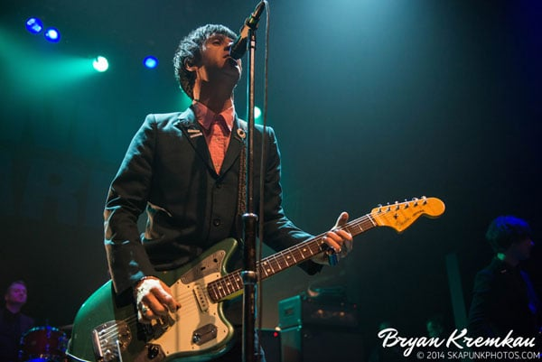 Johnny Marr / Meredith Sheldon @ Gramercy Theatre, NYC - November 12th 2014 (12)