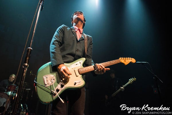 Johnny Marr / Meredith Sheldon @ Gramercy Theatre, NYC - November 12th 2014 (9)
