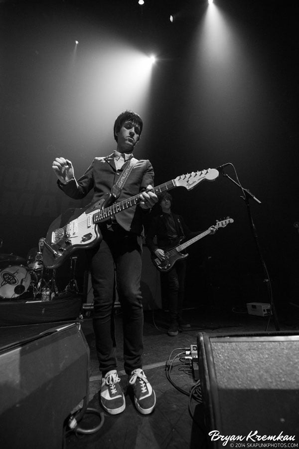 Johnny Marr / Meredith Sheldon @ Gramercy Theatre, NYC - November 12th 2014 (6)