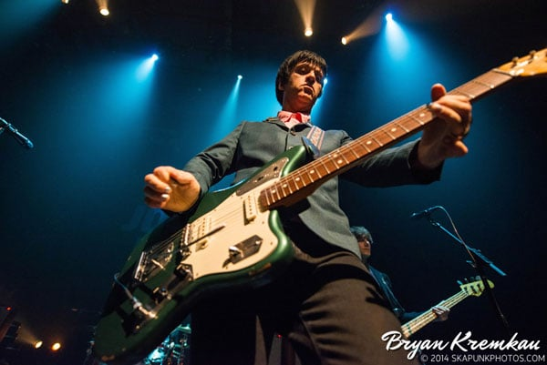 Johnny Marr / Meredith Sheldon @ Gramercy Theatre, NYC - November 12th 2014 (5)