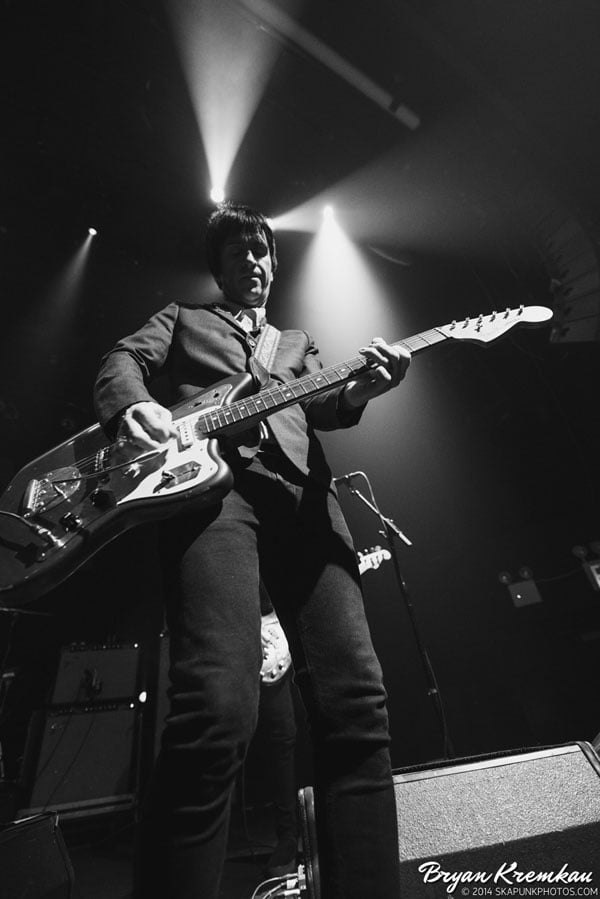 Johnny Marr / Meredith Sheldon @ Gramercy Theatre, NYC - November 12th 2014 (4)
