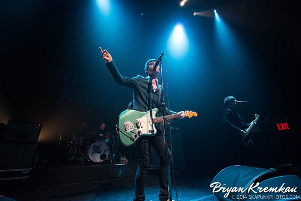 Johnny Marr / Meredith Sheldon @ Gramercy Theatre, NYC - November 12th 2014 (3)