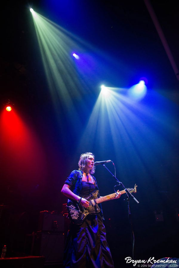 Johnny Marr / Meredith Sheldon @ Gramercy Theatre, NYC - November 12th 2014 (33)