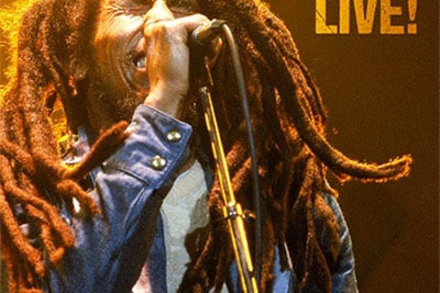 Bob Marley Uprising Live! DVD Review
