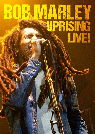 Bob Marley Uprising Live! DVD Review