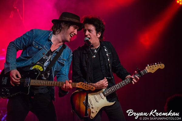 Willie Nile/ Matt Butler @ Highline Ballroom, NYC (2)