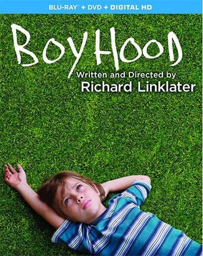 Boyhood Blu-Ray Review