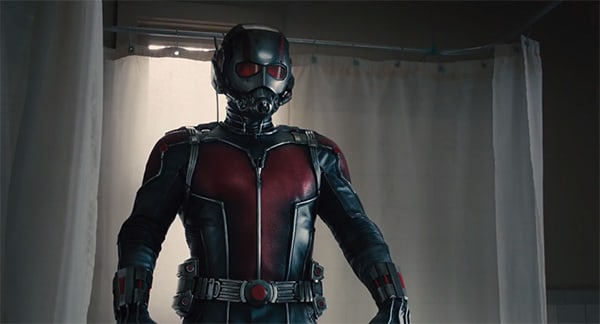 Ant-Man teaser trailer