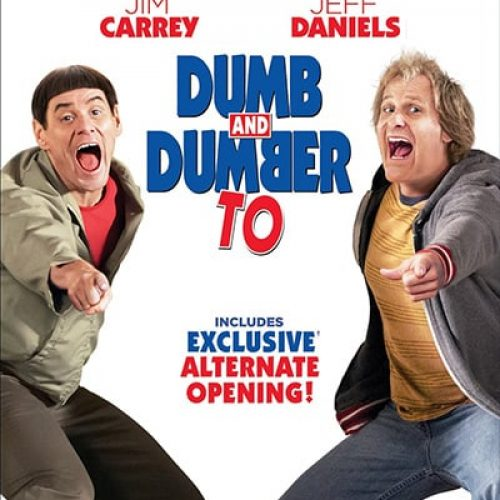 Dumb And Dumber To Blu-Ray Review