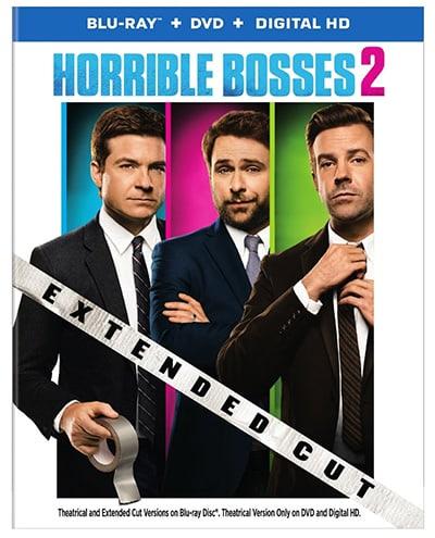 Horrible Bosses 2 Blu-Ray Review