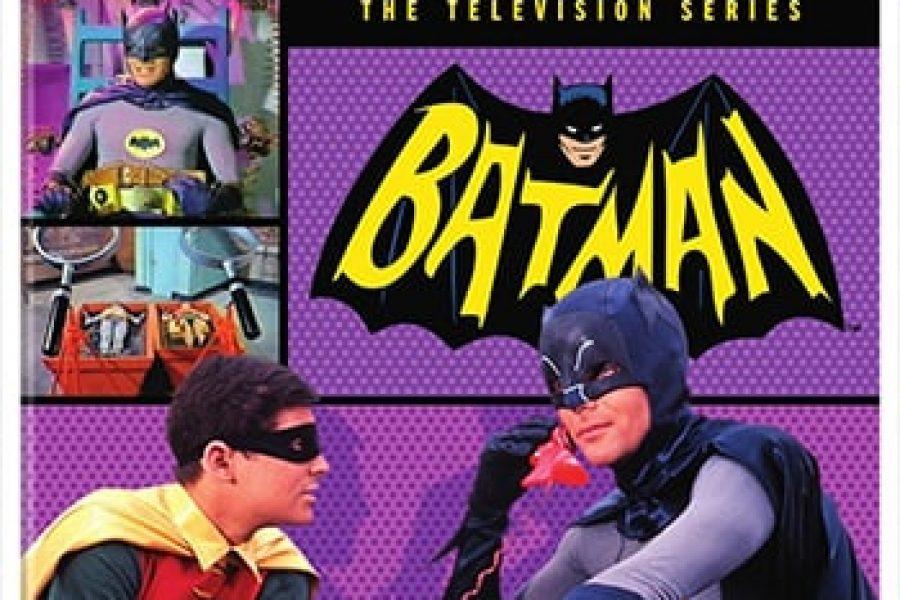 Batman: Season 2 Part 1 DVD Review