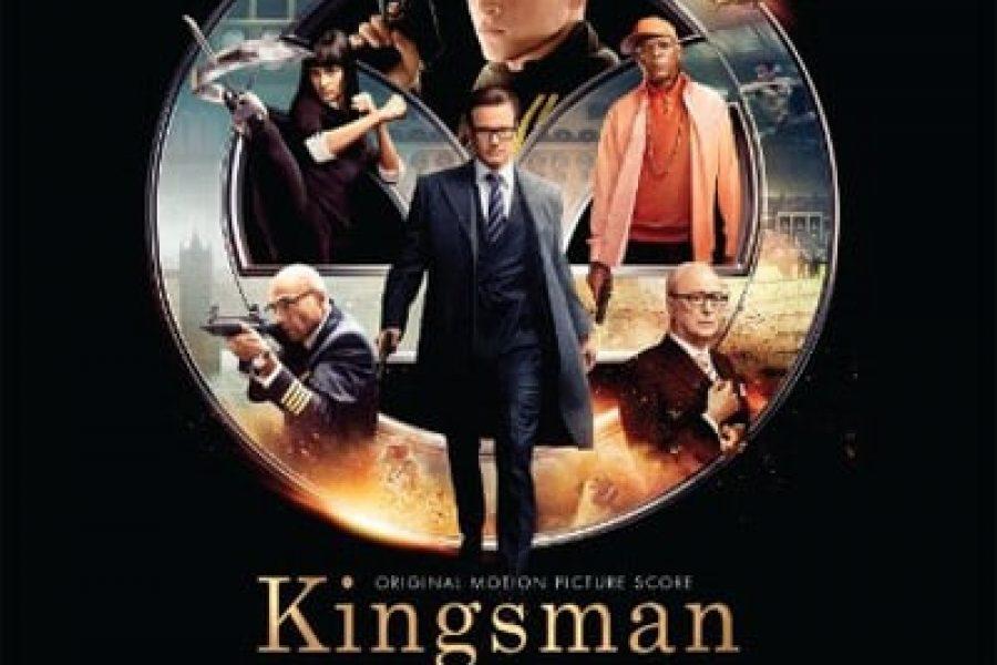 Kingsman: The Secret Service album review