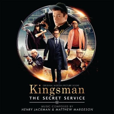Kingsman: The Secret Service album review