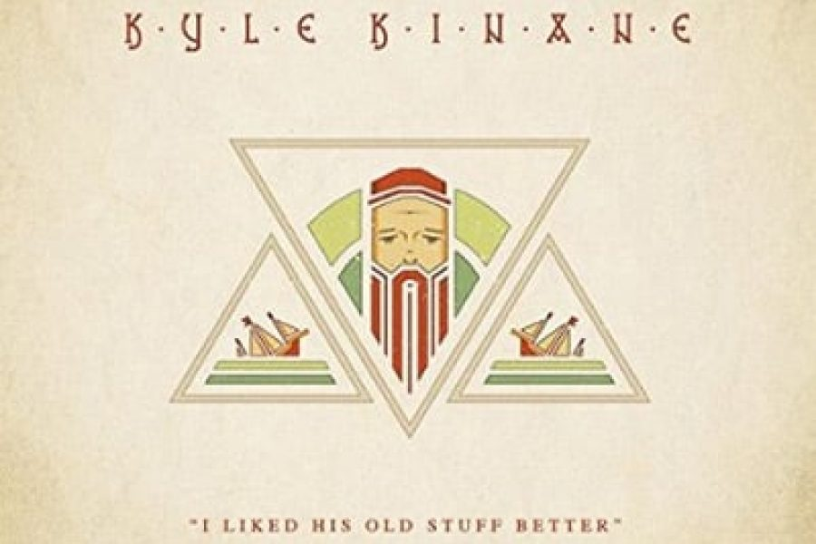"""Kyle Kinane """"I Liked His Old Stuff Better"""" Album Review"""