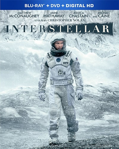 Interstellar Blu-Ray Review