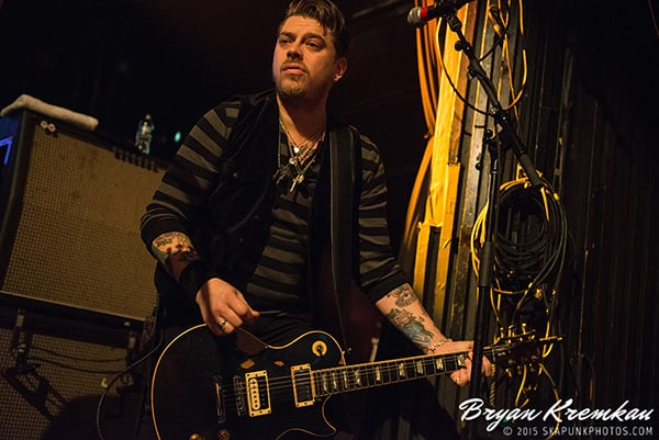 Dropkick Murphys, The Mahones, Blood or Whiskey, Bryan McPherson @ Irving Plaza (17)
