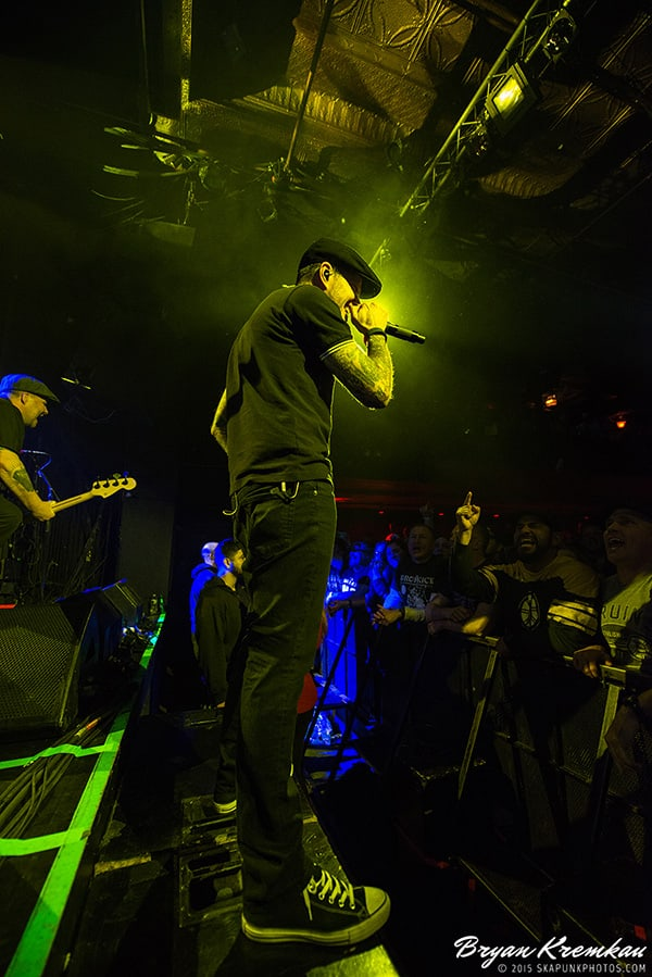 Dropkick Murphys, The Mahones, Blood or Whiskey, Bryan McPherson @ Irving Plaza (14)