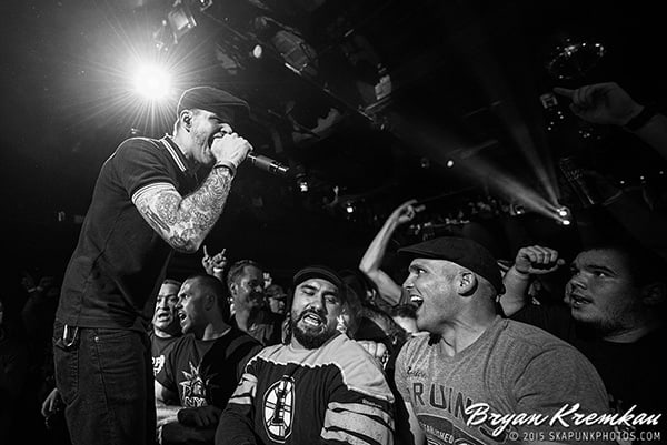 Dropkick Murphys, The Mahones, Blood or Whiskey, Bryan McPherson @ Irving Plaza (11)