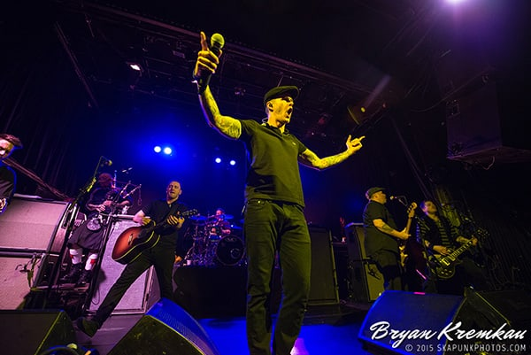 Dropkick Murphys, The Mahones, Blood or Whiskey, Bryan McPherson @ Irving Plaza (6)