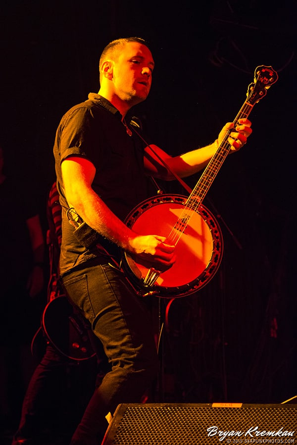 Dropkick Murphys, The Mahones, Blood or Whiskey, Bryan McPherson @ Irving Plaza (4)