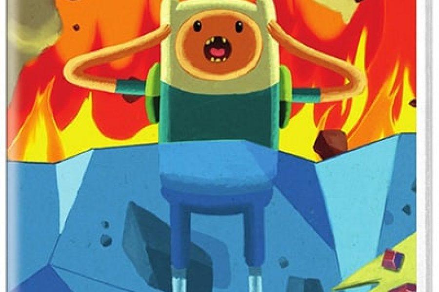 Cartoon Network: Adventure Time - Frost & Fire